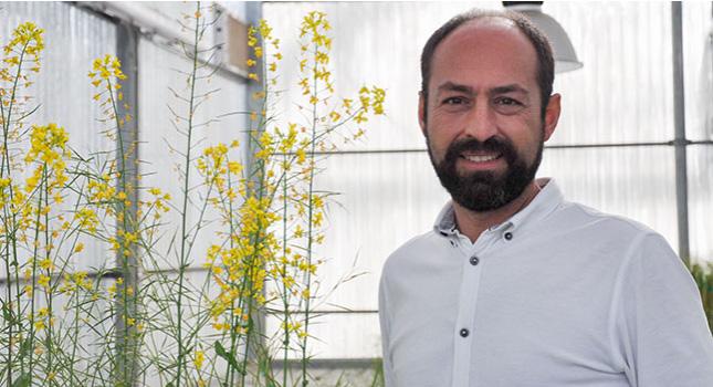 El científico Óscar Lorenzo, de la Universidad de Salamanca.