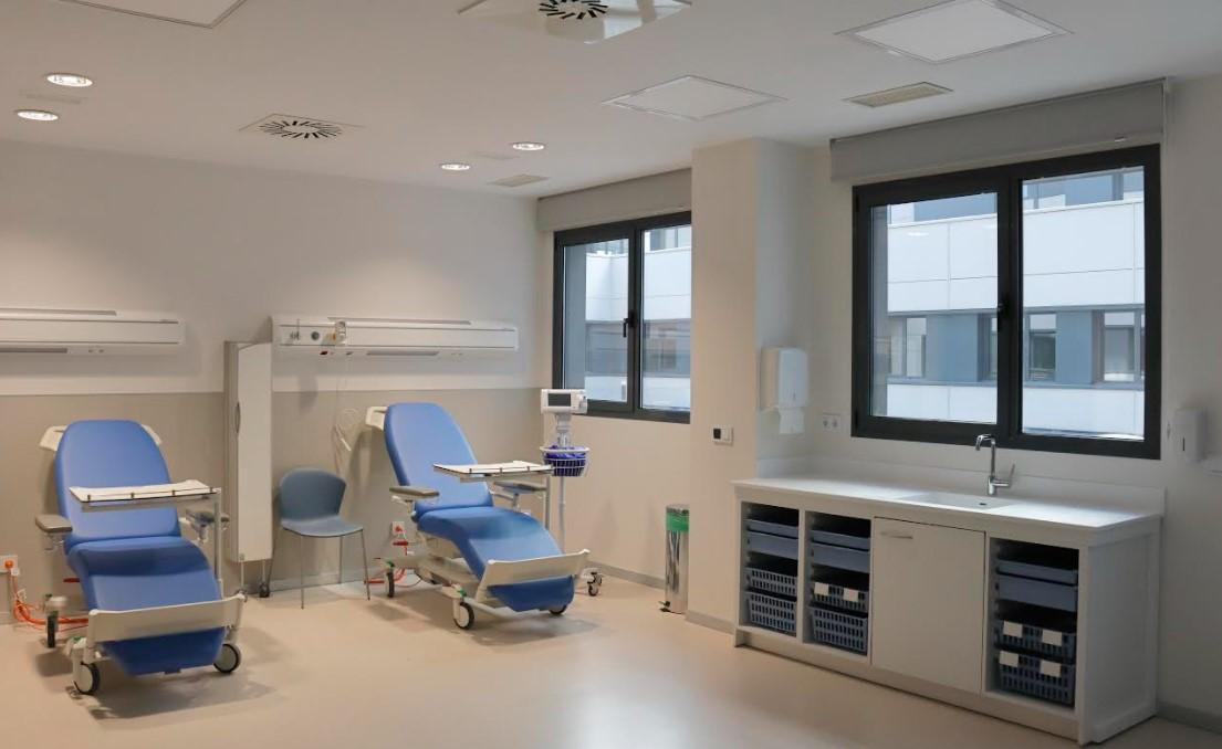 hospital nuevo onco-hematologico
