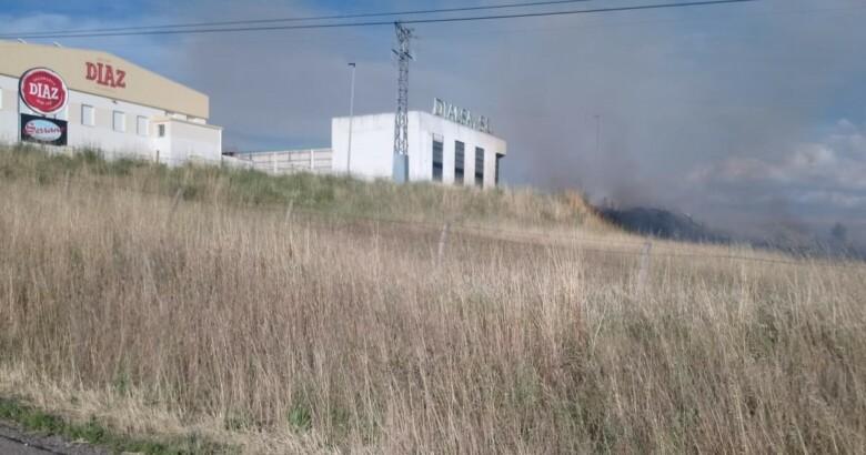 incendio poligono castellanos moriscos (3)