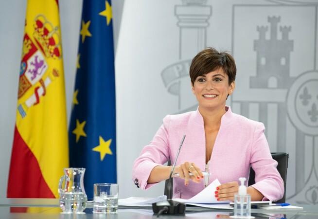 isabel rodriguez ministra politica territorial moncloa