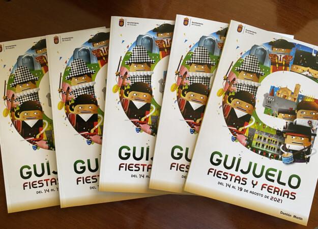 Libro de Fiestas y Ferias de Guijuelo.