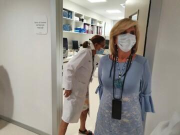Nuevo hospital de Salamanca. Instalaciones, quirófanos, habitaciones, laboratorio. (8)