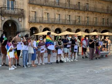 Salamanca pide justicia para Samuel.