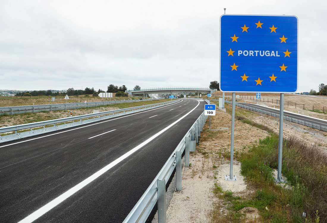 Carretera Fuentes oñoro