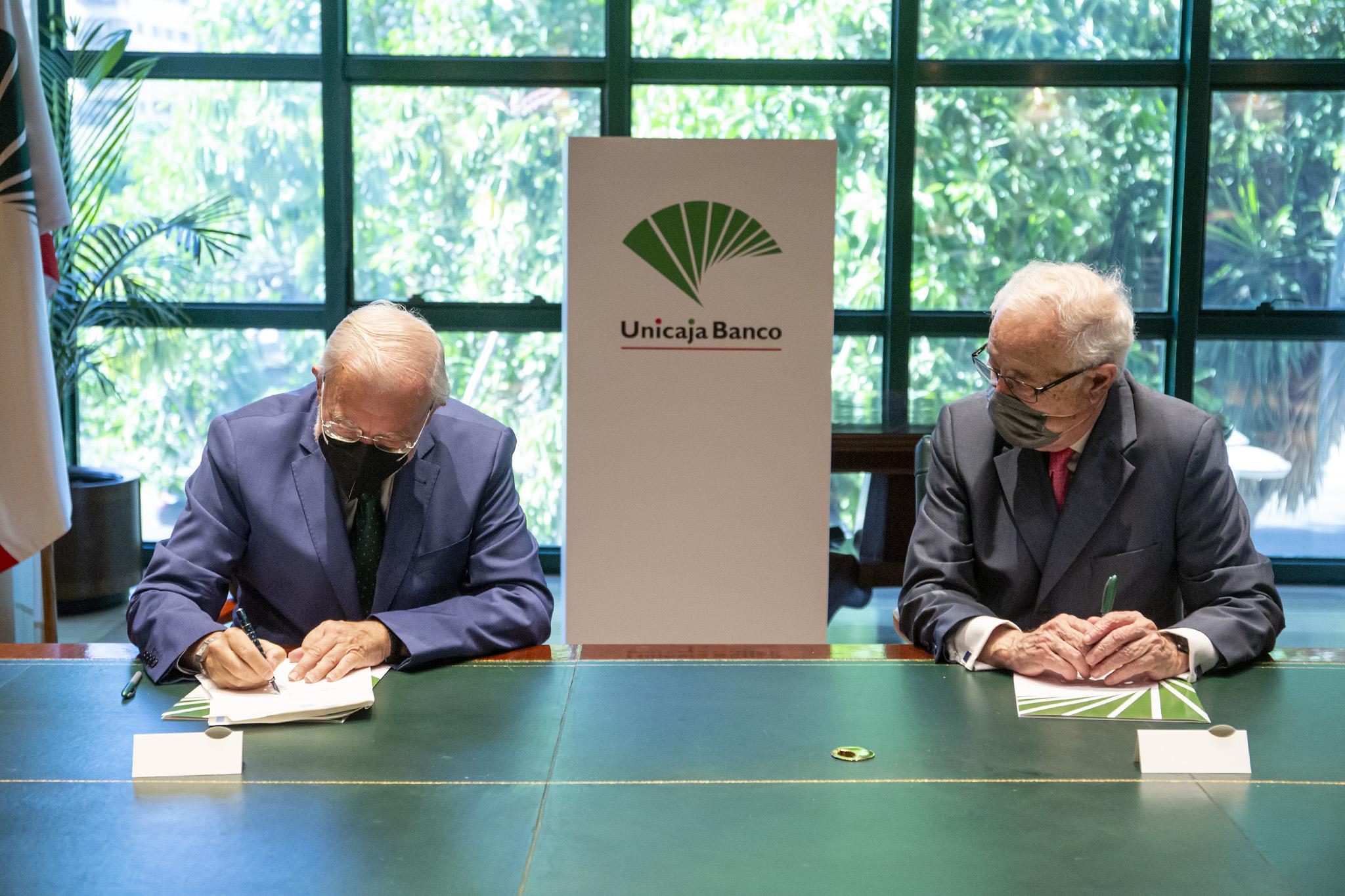 Unicaja Banco culmina la integración legal de Liberbank, que convierte a la entidad fusionada en el quinto mayor banco de España