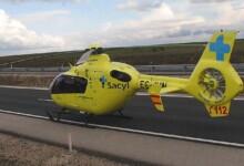 Helicóptero Sacyl