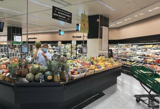 corte ingles salamanca supermercado