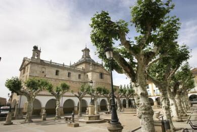 Plaza del Buen Alcalde. Foto. Turismo de Ciudad Rodrigo.