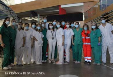 Equipo Enfermería vacunación