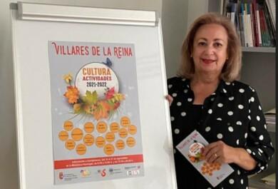Ángeles Giménez, concejala de Cultura y Educación de Villares de la Reina.