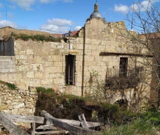 Casa de la cofradía de Santa Cruz y Santa Elena