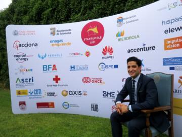 Emilio Corchado, CEO de Startup Olé.