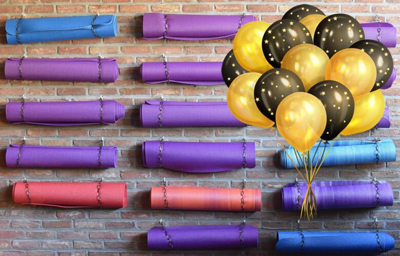 La escuela de yoga Ganesha Salamanca cumple tres años.
