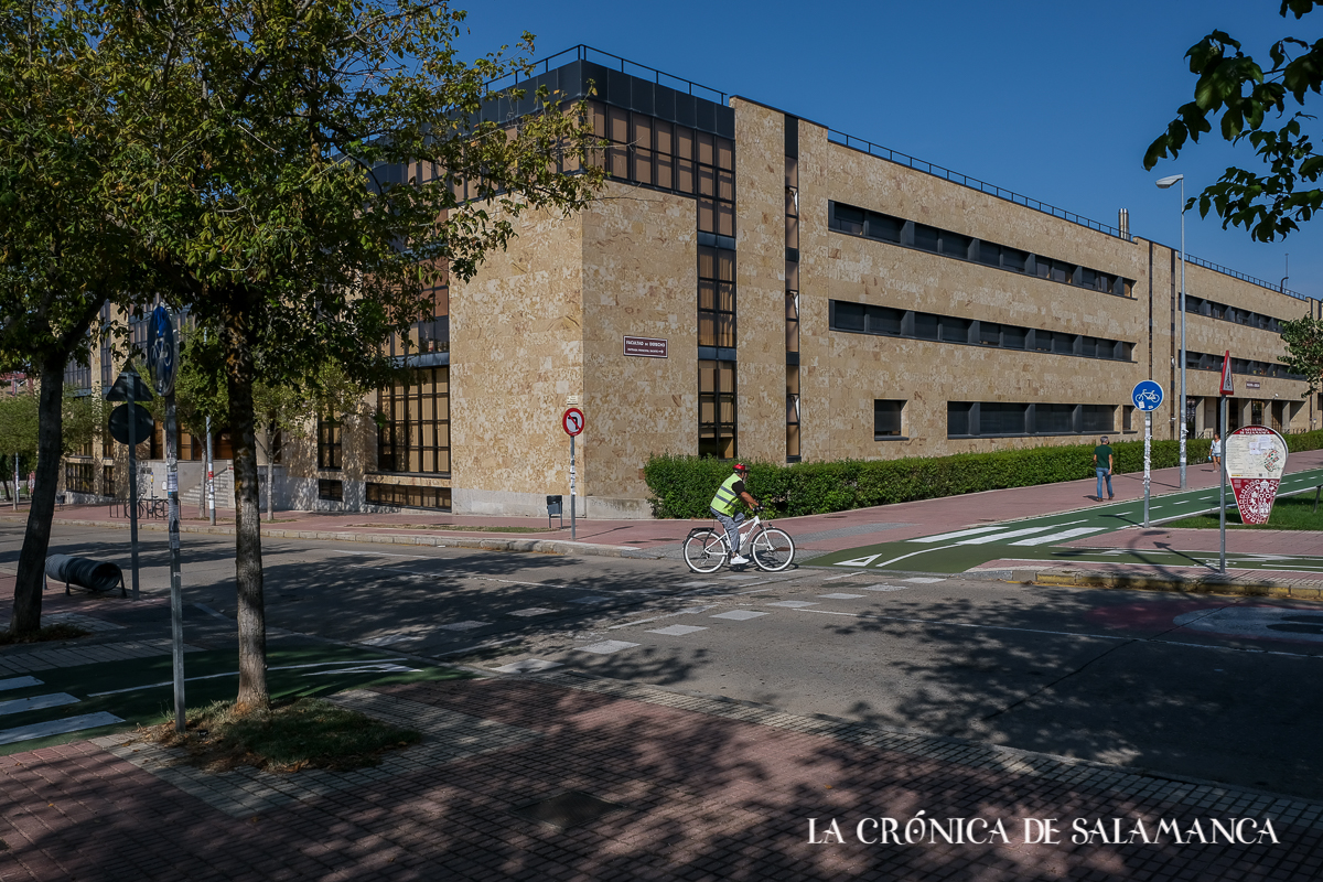Campus Unamuno de la Universidad de Salamanca.