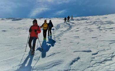covatilla esquí