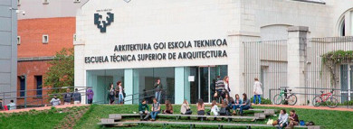 Escuela Técnica Superior de Arquitectura UPV-EHU