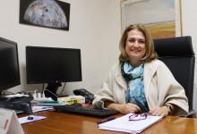 Ana Martín Suárez, nueva vicerrectora de Ciencias de la Salud y Asuntos Sociales