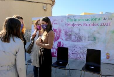 Irene Montero, Día Internacional de las Mujeres Rurales