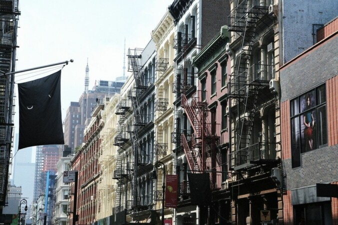 Edificio Nueva York