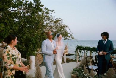 Vin Diesel boda Meadow Walker